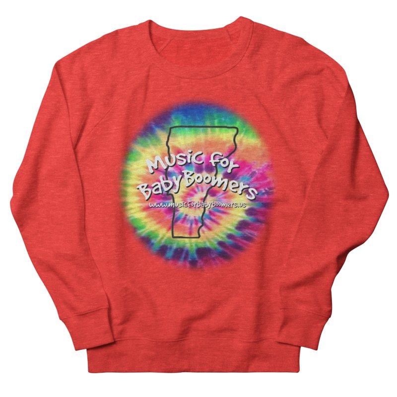 MusicForBabyBoomers-Vermont Women's Sweatshirt by PapaGreyBeard's Merchandise