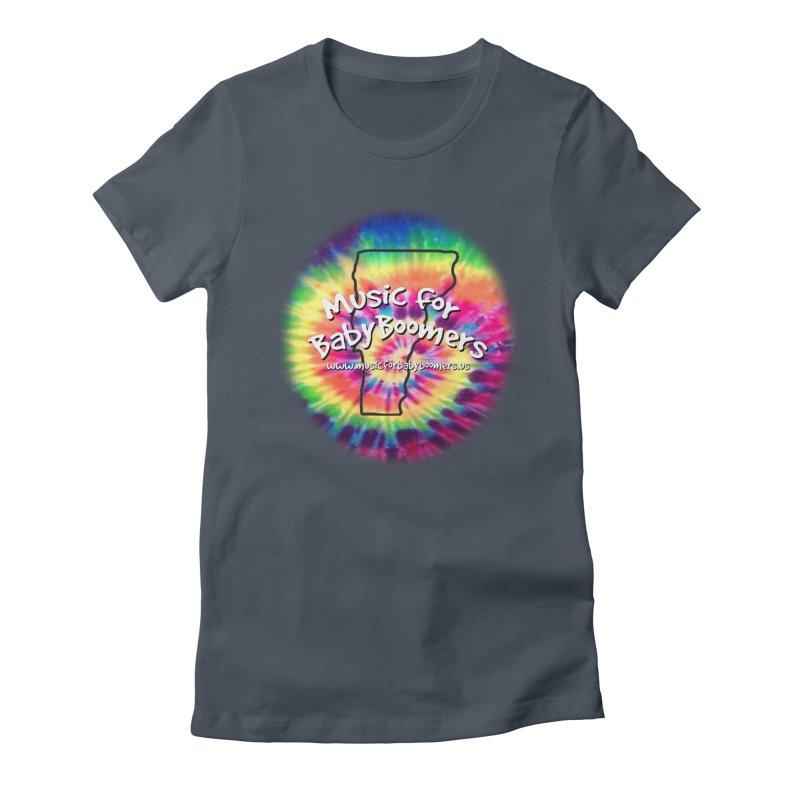 MusicForBabyBoomers-Vermont Women's T-Shirt by PapaGreyBeard's Merchandise