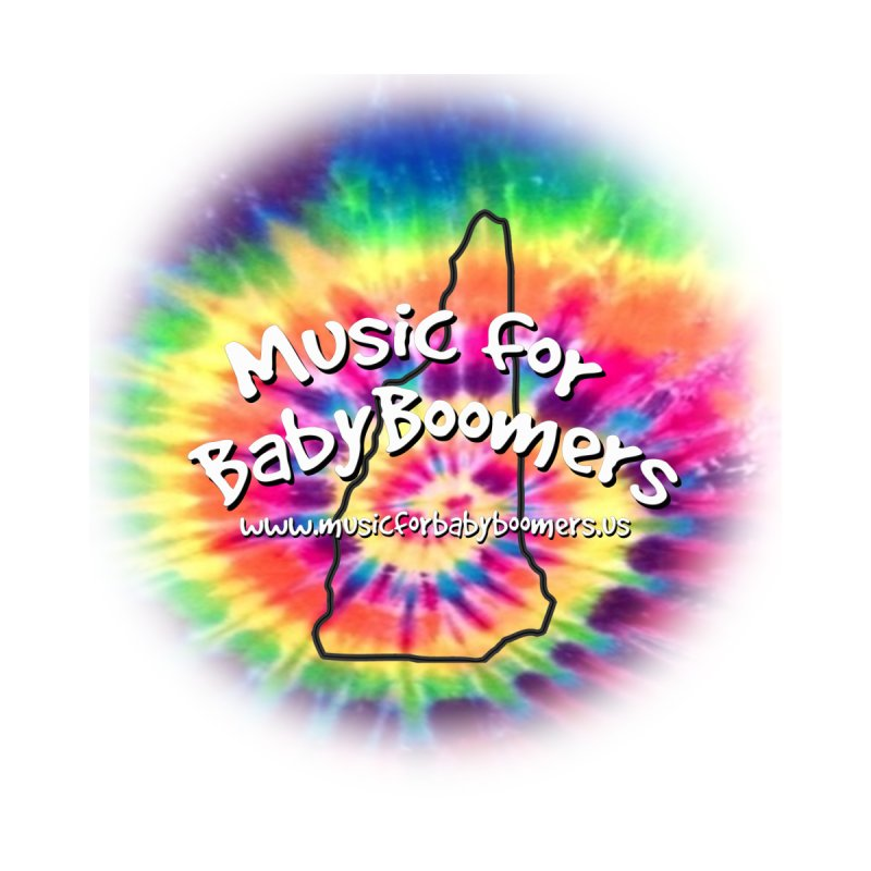 MusicForBabyBoomers-New Hampshire Men's Tank by PapaGreyBeard's Merchandise