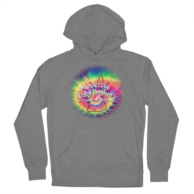 MusicForBabyBoomers-New Hampshire Women's Pullover Hoody by PapaGreyBeard's Merchandise