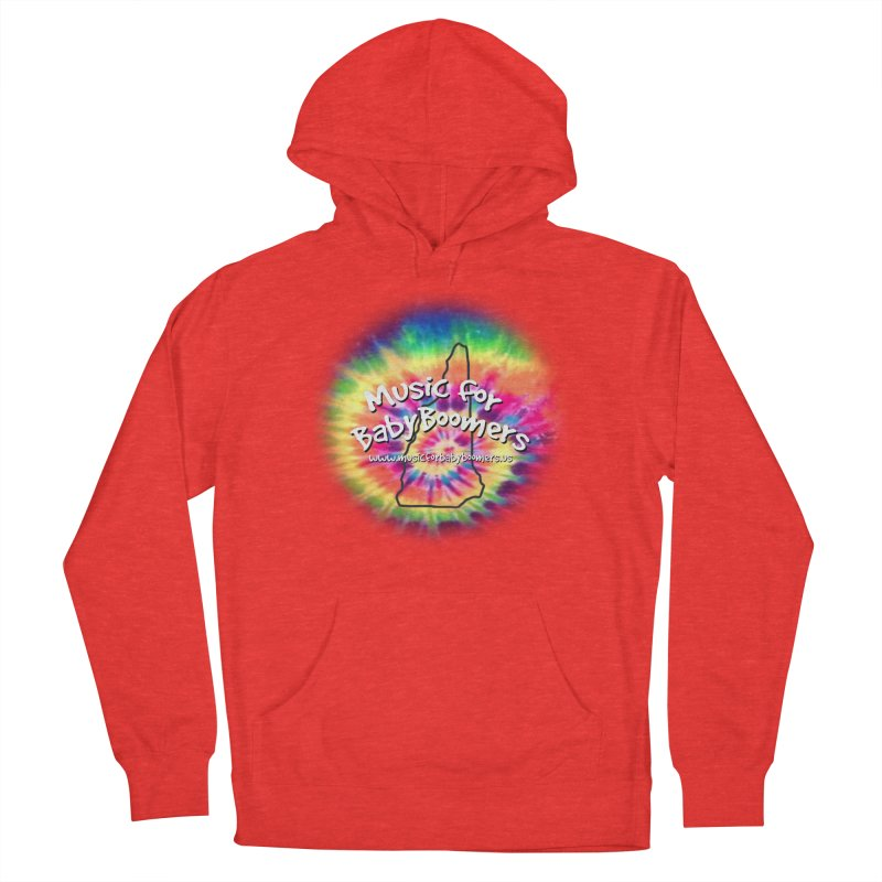 MusicForBabyBoomers-New Hampshire Men's Pullover Hoody by PapaGreyBeard's Merchandise
