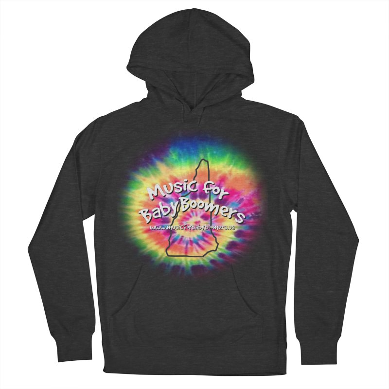 MusicForBabyBoomers-New Hampshire Women's French Terry Pullover Hoody by PapaGreyBeard's Merchandise