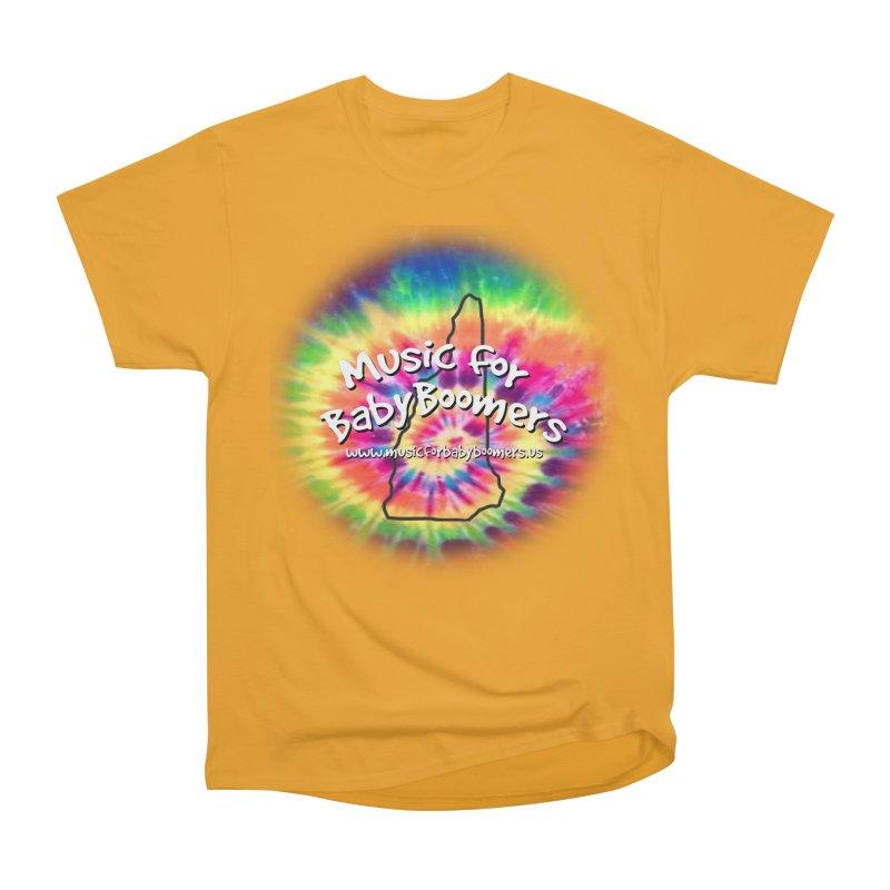 MusicForBabyBoomers-New Hampshire Women's Classic Unisex T-Shirt by PapaGreyBeard's Merchandise