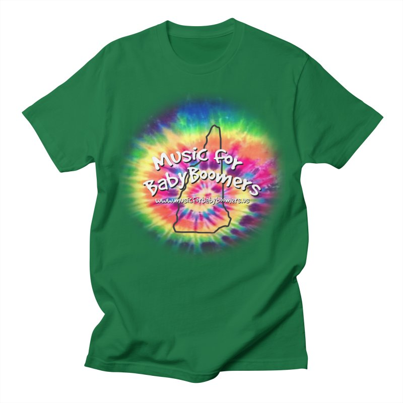 MusicForBabyBoomers-New Hampshire Women's Regular Unisex T-Shirt by PapaGreyBeard's Merchandise