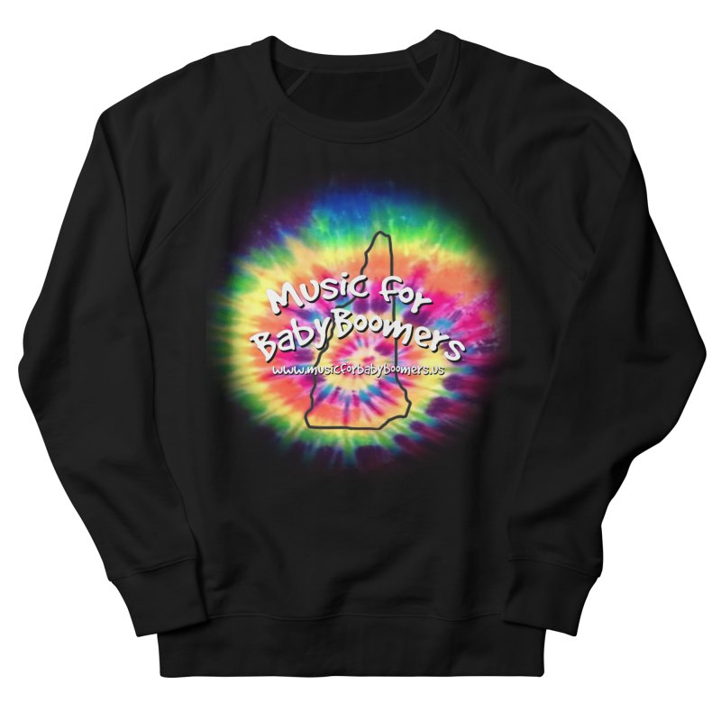 MusicForBabyBoomers-New Hampshire Women's Sweatshirt by PapaGreyBeard's Merchandise