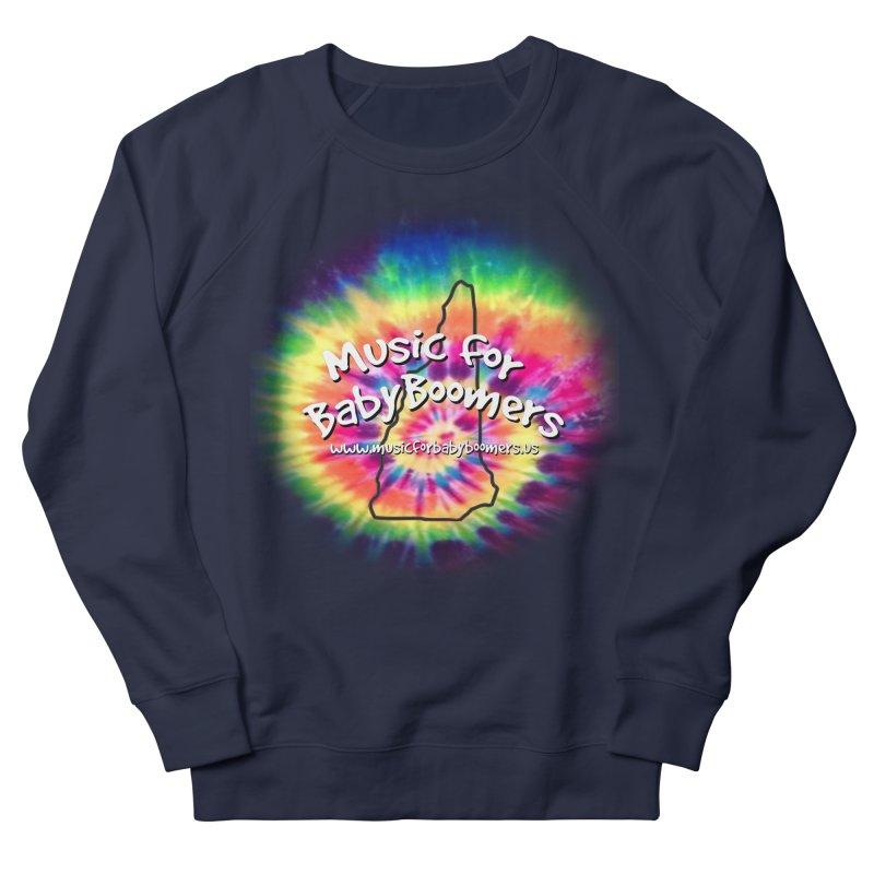 MusicForBabyBoomers-New Hampshire Men's Sweatshirt by PapaGreyBeard's Merchandise
