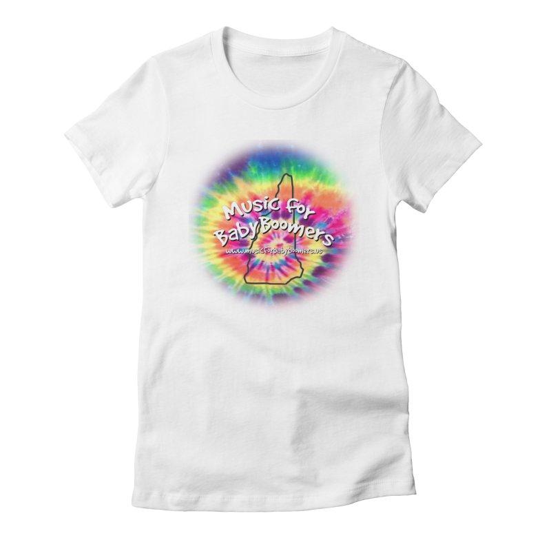 MusicForBabyBoomers-New Hampshire Women's T-Shirt by PapaGreyBeard's Merchandise