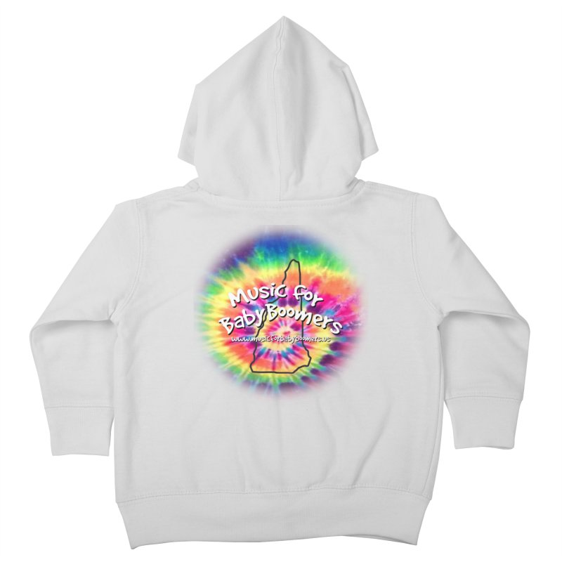 MusicForBabyBoomers-New Hampshire Kids Toddler Zip-Up Hoody by PapaGreyBeard's Merchandise