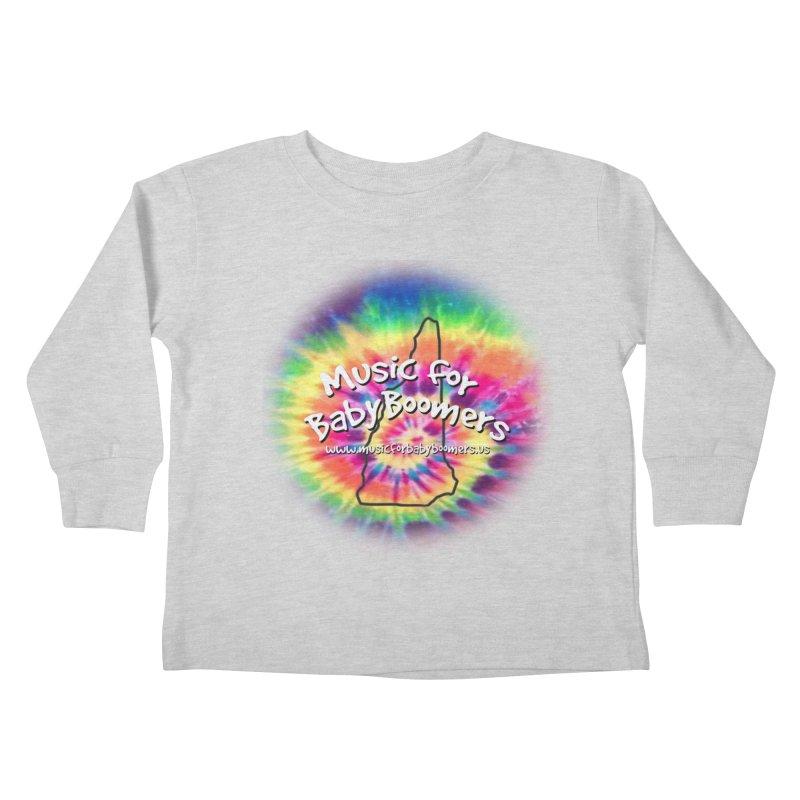 MusicForBabyBoomers-New Hampshire Kids Toddler Longsleeve T-Shirt by PapaGreyBeard's Merchandise