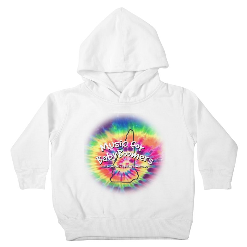 MusicForBabyBoomers-New Hampshire Kids Toddler Pullover Hoody by PapaGreyBeard's Merchandise
