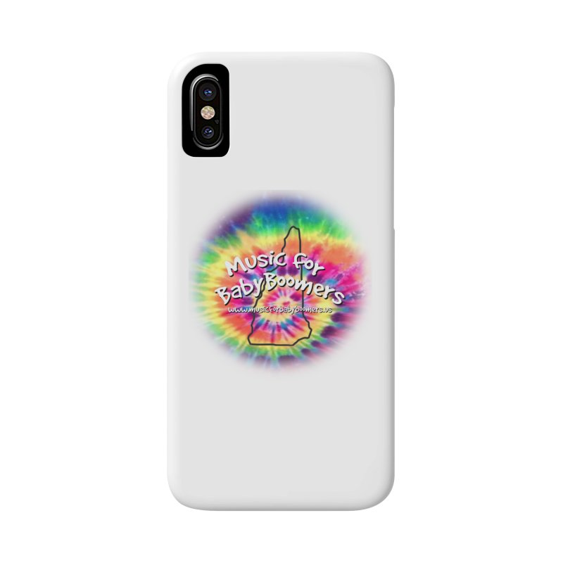MusicForBabyBoomers-New Hampshire Accessories Phone Case by PapaGreyBeard's Merchandise