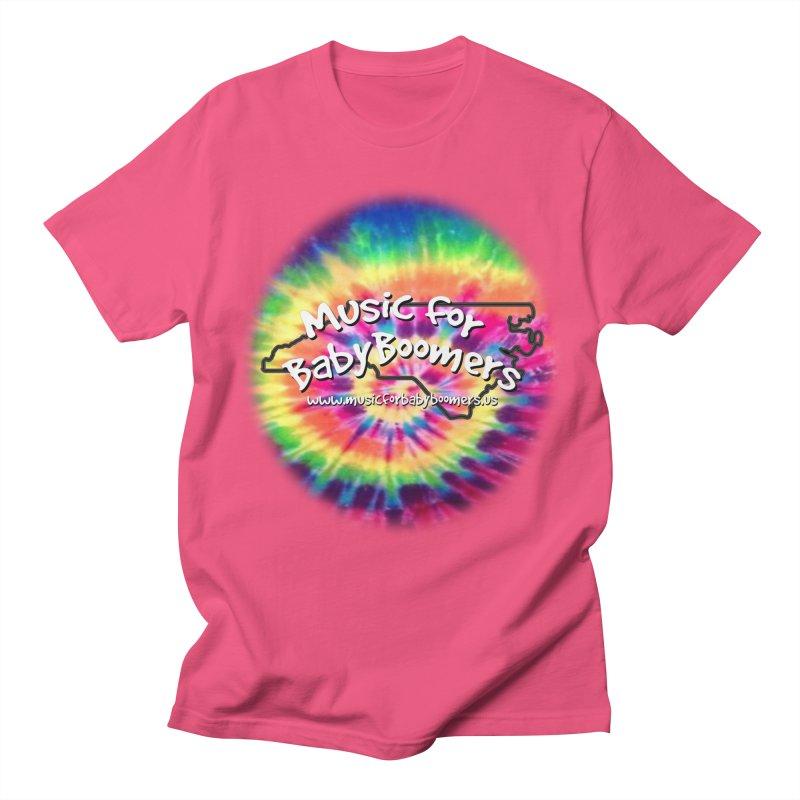 MusicForBabyBoomers-North Carolina Women's Regular Unisex T-Shirt by PapaGreyBeard's Merchandise
