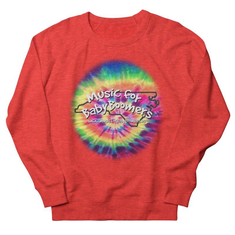 MusicForBabyBoomers-North Carolina Women's Sweatshirt by PapaGreyBeard's Merchandise