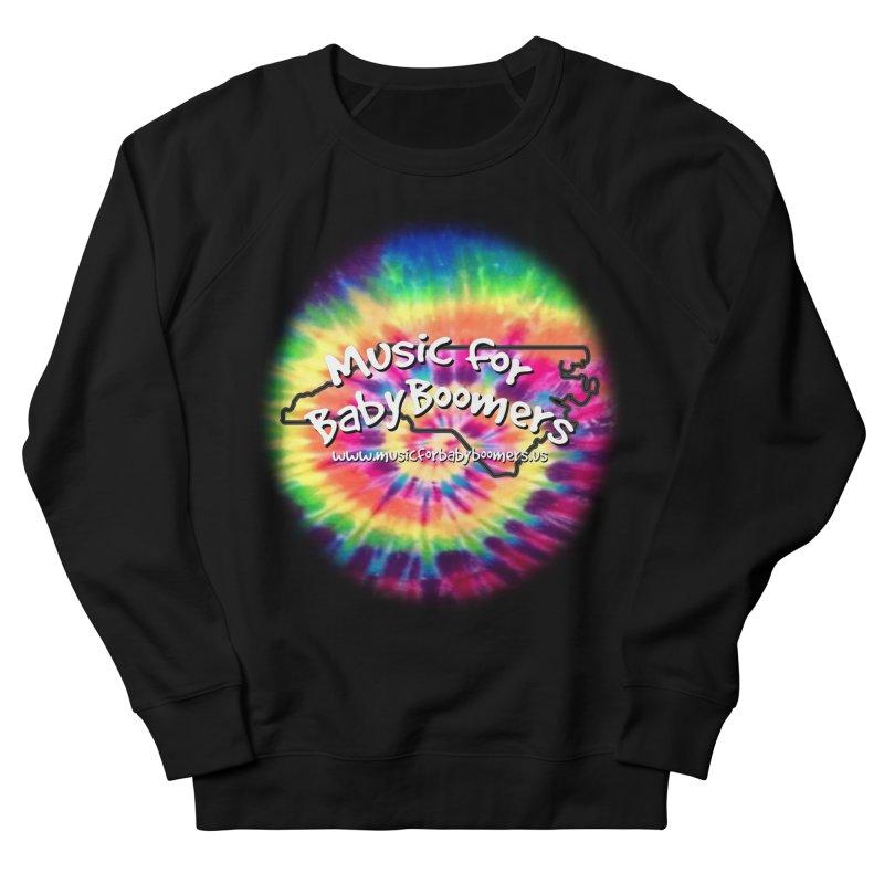 MusicForBabyBoomers-North Carolina Women's French Terry Sweatshirt by PapaGreyBeard's Merchandise