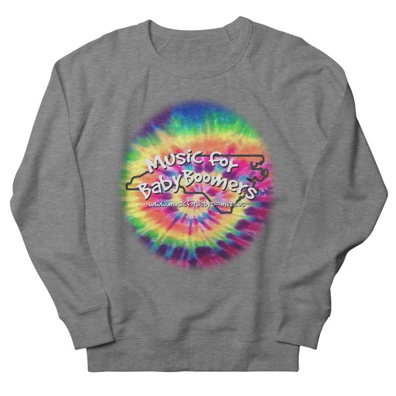 MusicForBabyBoomers-North Carolina Men's Sweatshirt by PapaGreyBeard's Merchandise