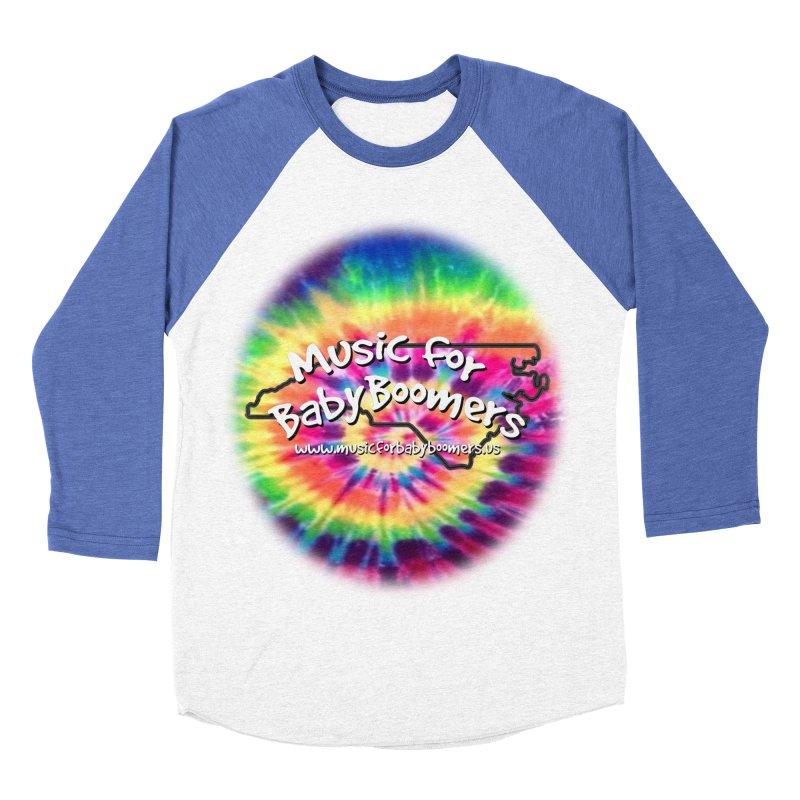 MusicForBabyBoomers-North Carolina Women's Baseball Triblend Longsleeve T-Shirt by PapaGreyBeard's Merchandise