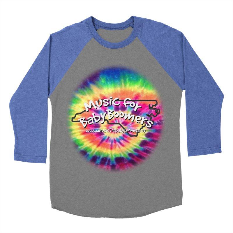 MusicForBabyBoomers-North Carolina Women's Baseball Triblend T-Shirt by PapaGreyBeard's Merchandise