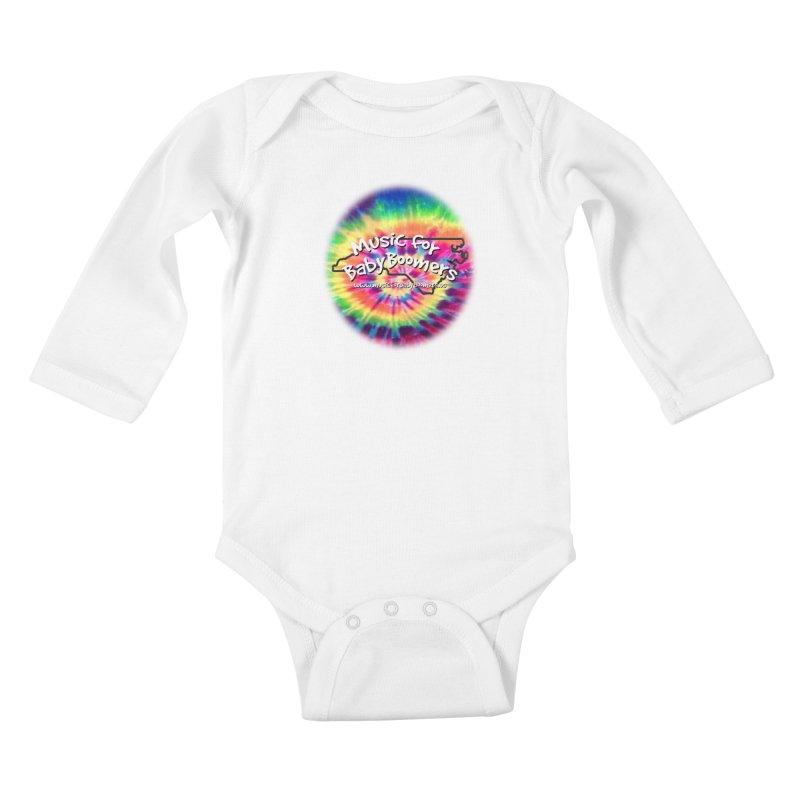 MusicForBabyBoomers-North Carolina Kids Baby Longsleeve Bodysuit by PapaGreyBeard's Merchandise