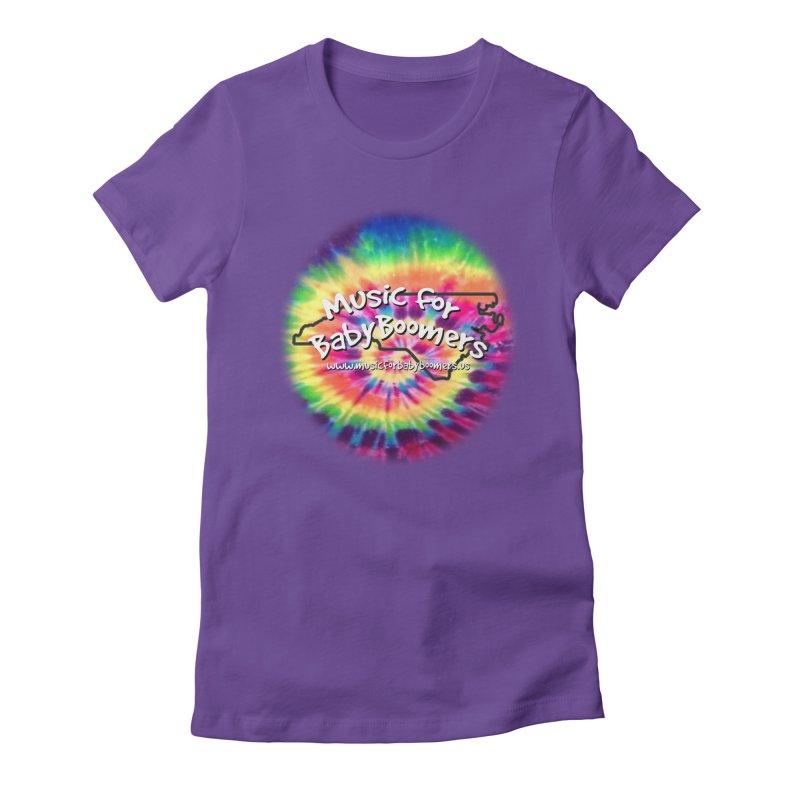 MusicForBabyBoomers-North Carolina Women's T-Shirt by PapaGreyBeard's Merchandise