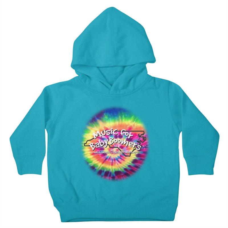 MusicForBabyBoomers-North Carolina Kids Toddler Pullover Hoody by PapaGreyBeard's Merchandise