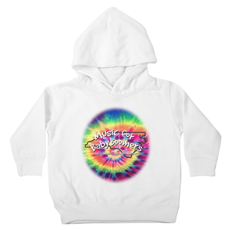 MusicForBabyBoomers-North Carolina Kids Toddler Pullover Hoody by PapaGreyBeard's Merchandise