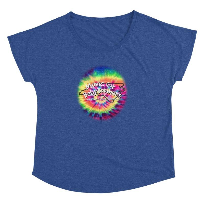 MusicForBabyBoomers-North Carolina Women's Dolman by PapaGreyBeard's Merchandise