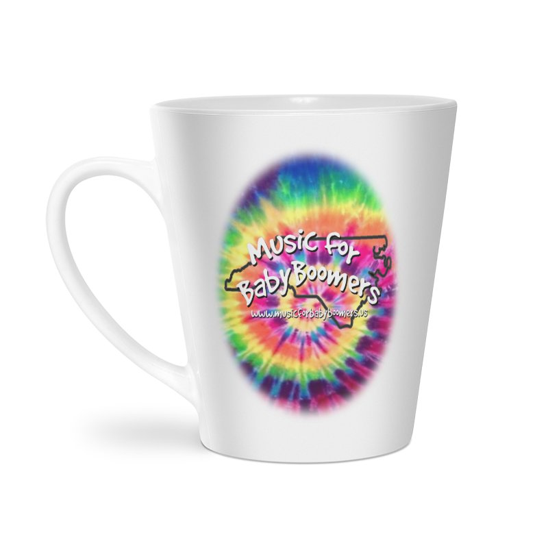 MusicForBabyBoomers-North Carolina Accessories Latte Mug by PapaGreyBeard's Merchandise