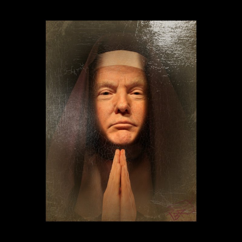 Blessed Sister Donald by Paparaw's T-Shirt Design