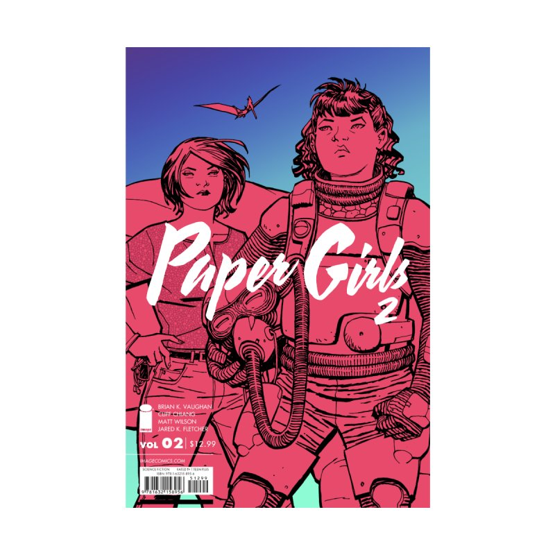 Limited Edition #2 by Paper Girls Shop