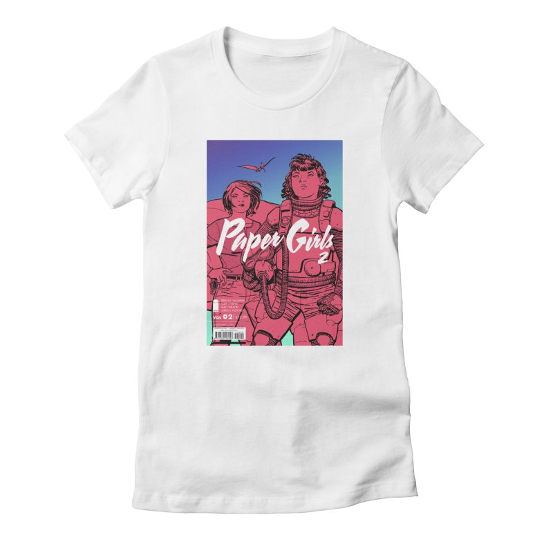 Two for the Show Women's T-Shirt by Paper Girls Shop