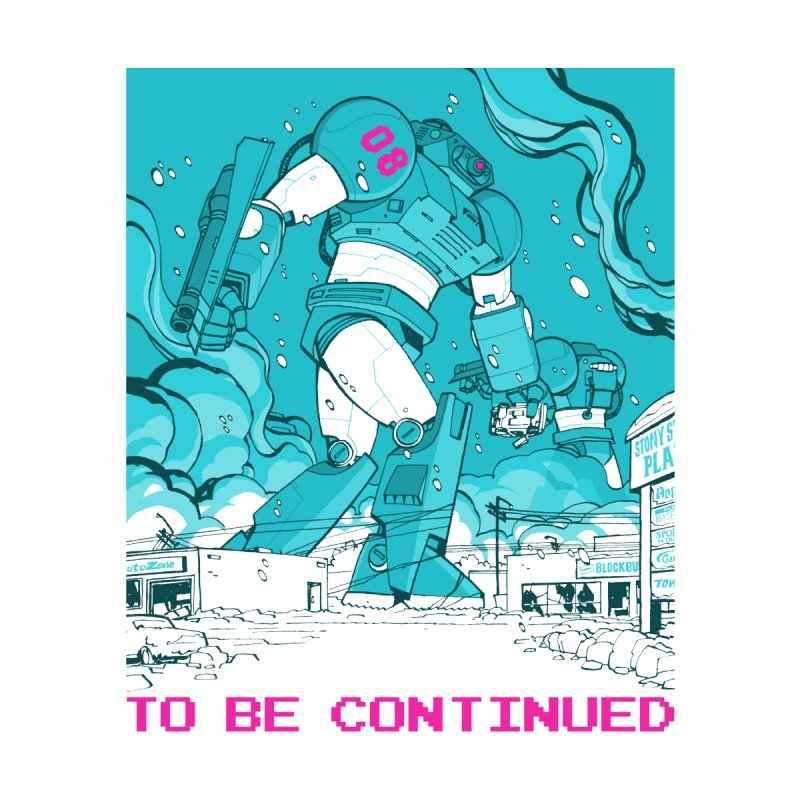 To Be Continued by Paper Girls Shop