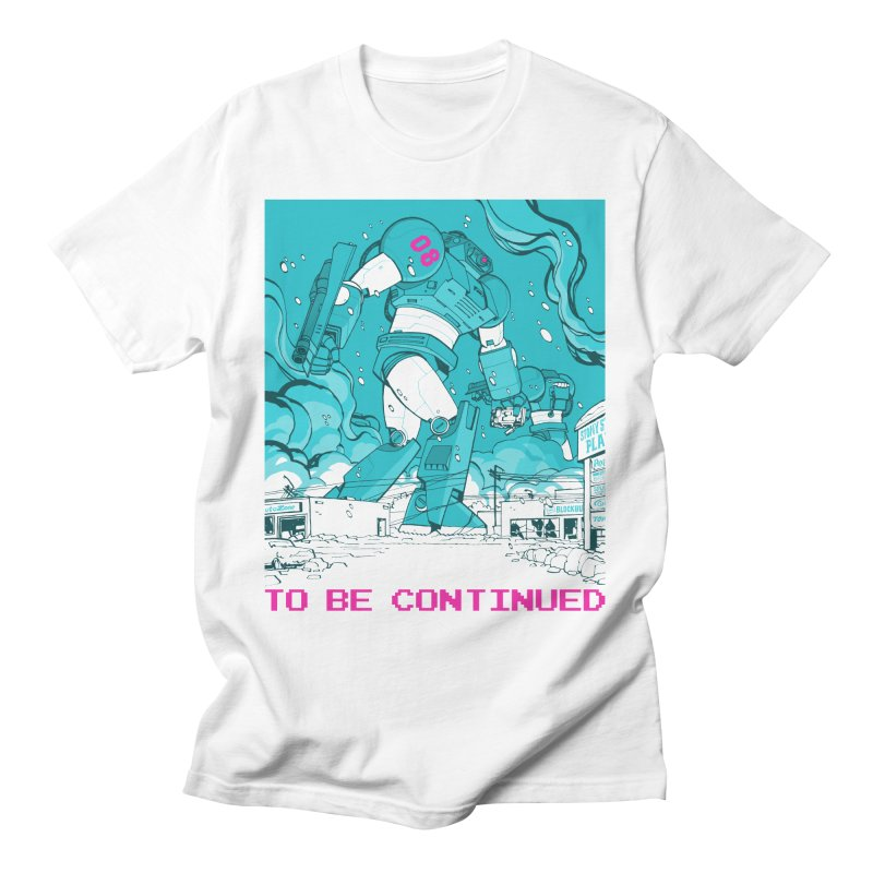 To Be Continued Women's T-Shirt by Paper Girls Shop