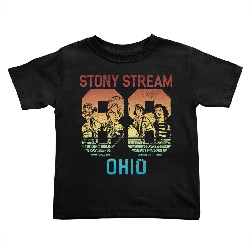 Eighty Eight Kids Toddler T-Shirt by Paper Girls Shop