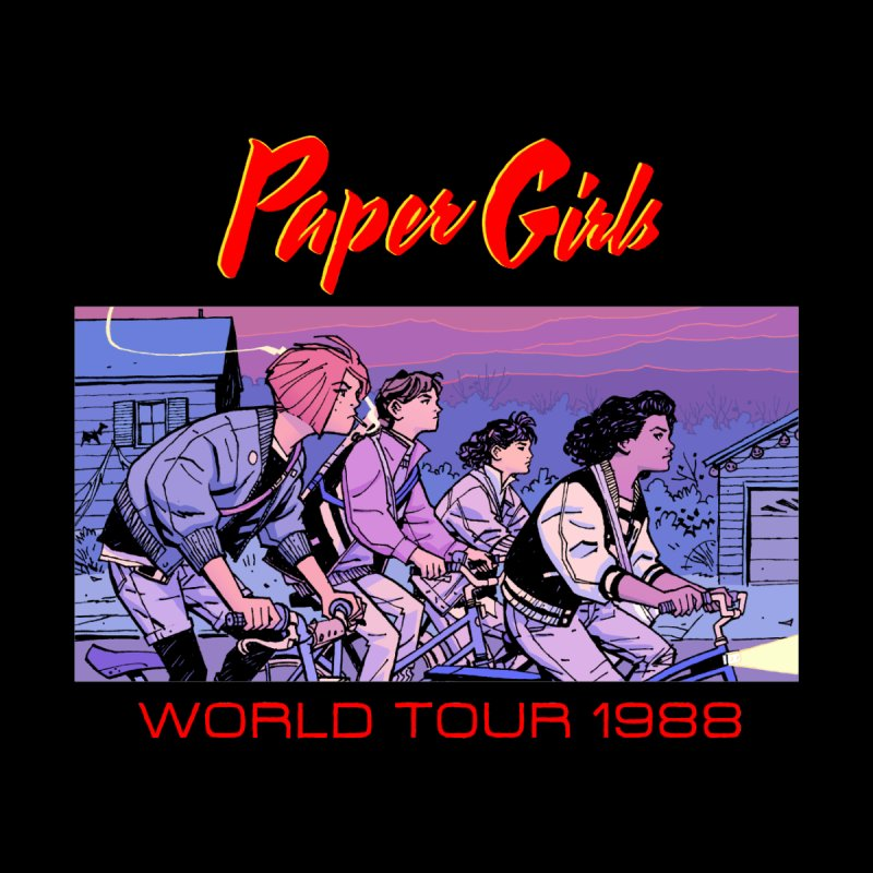 World Tour by Paper Girls Shop
