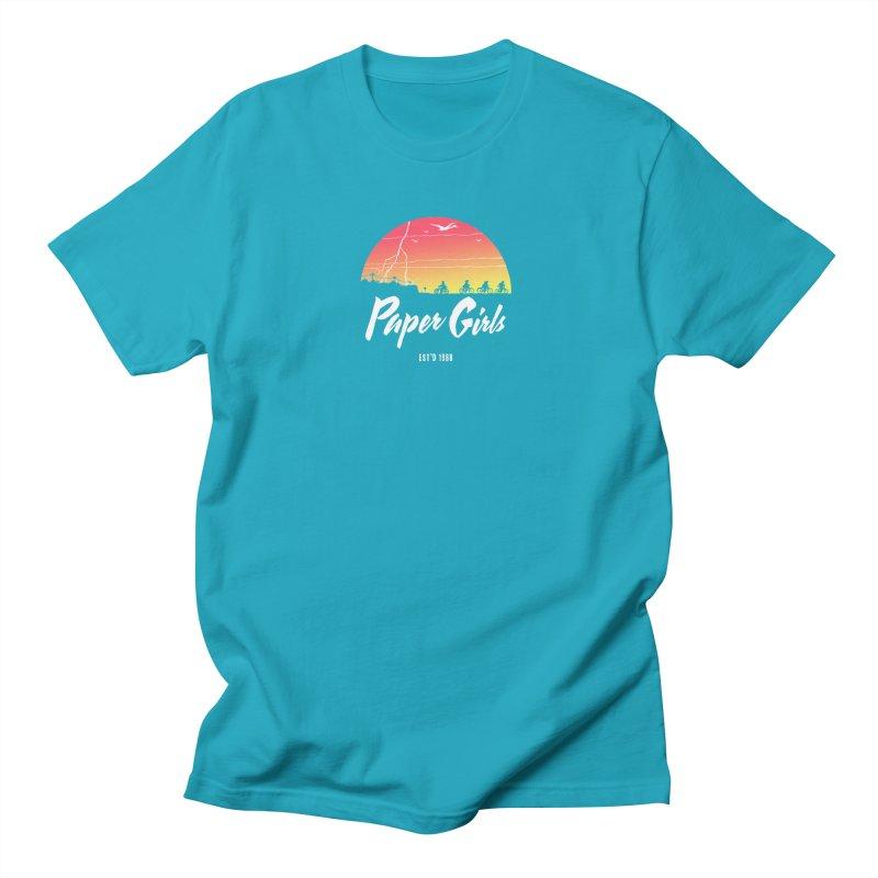 Sunrise Men's T-Shirt by Paper Girls Shop