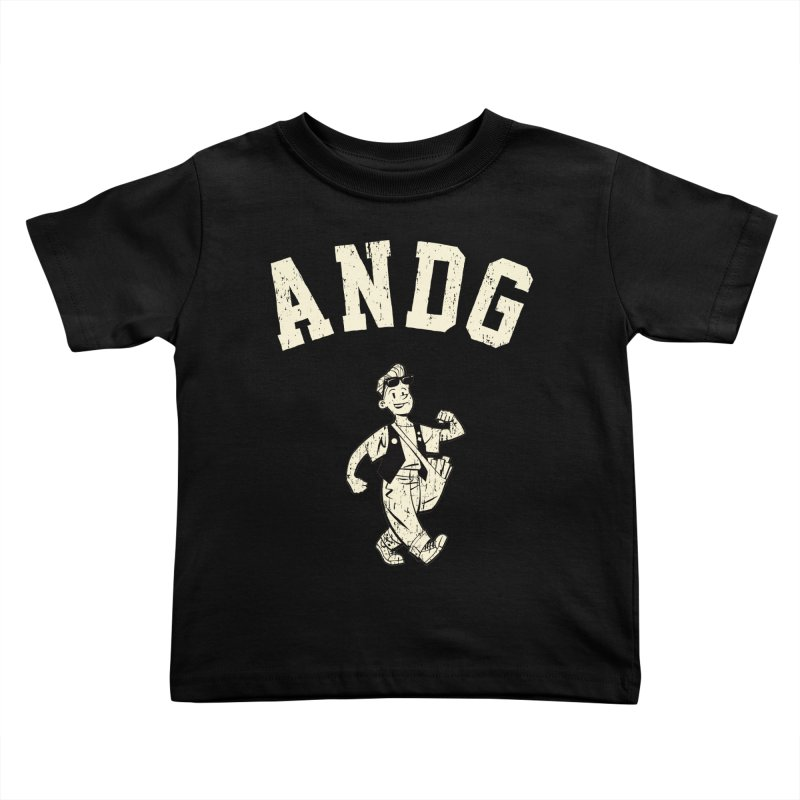 Petey Roy, Paperboy Kids Toddler T-Shirt by Paper Girls Shop