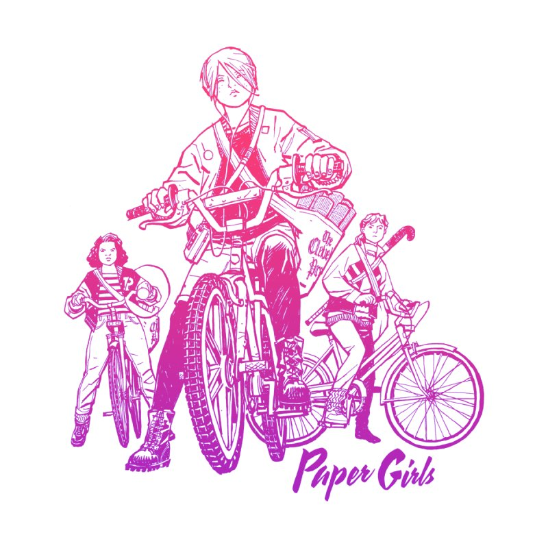 Squad Goals by Paper Girls Shop