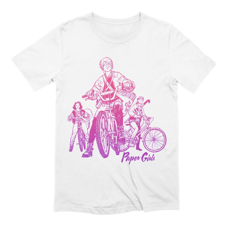 Squad Goals Men's Extra Soft T-Shirt by Paper Girls Shop