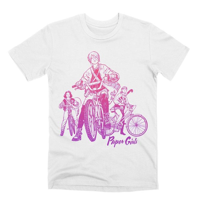 Squad Goals Men's Premium T-Shirt by Paper Girls Shop