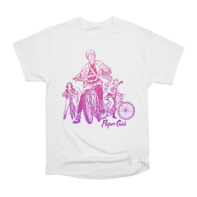 Squad Goals Women's Heavyweight Unisex T-Shirt by Paper Girls Shop