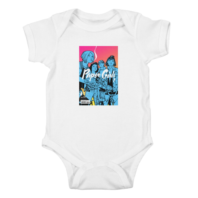 Limited Edition #1 Kids Baby Bodysuit by Paper Girls Shop