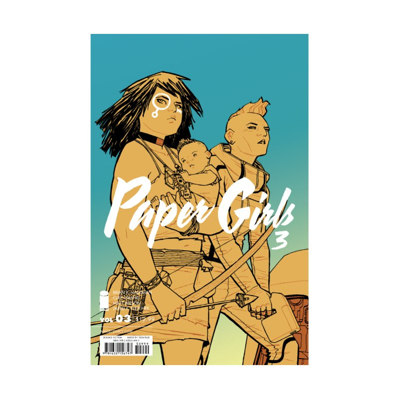 Three to Get Ready by Paper Girls Shop
