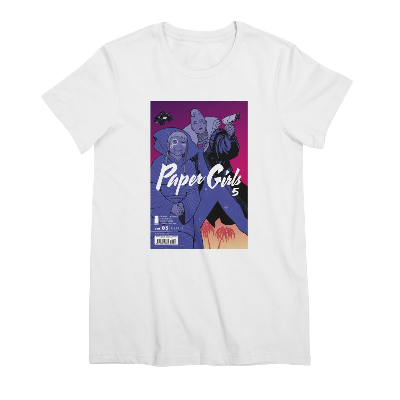 Fast Five Women's Premium T-Shirt by Paper Girls Shop