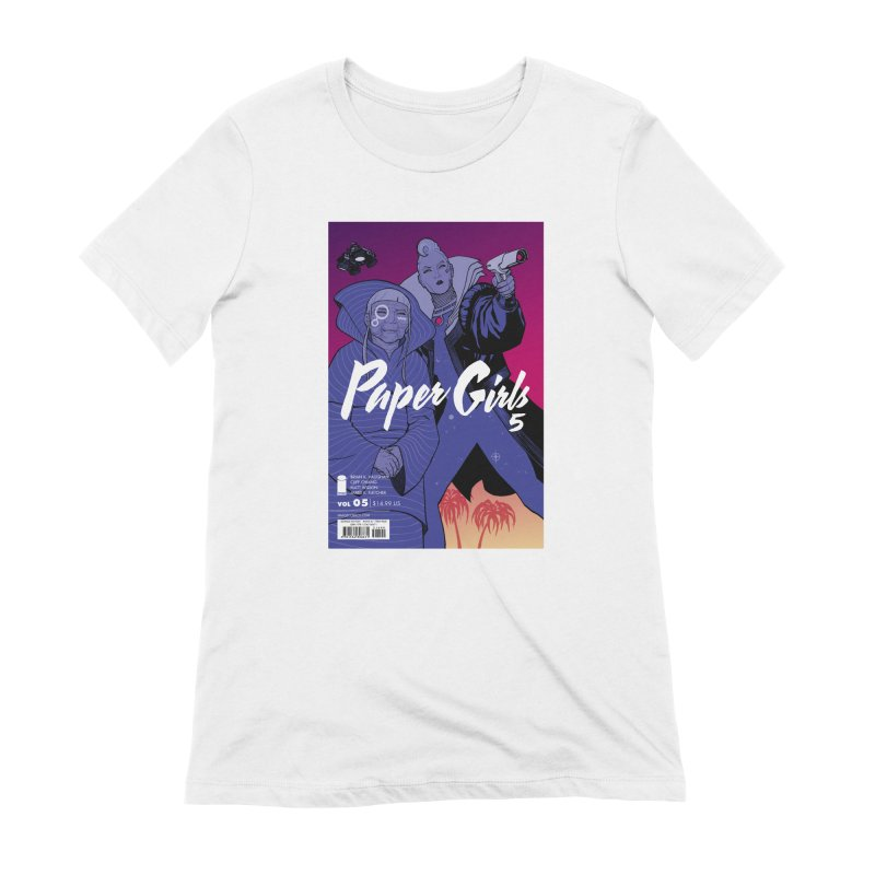 Fast Five Women's Extra Soft T-Shirt by Paper Girls Shop