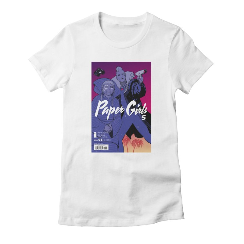 Fast Five Women's T-Shirt by Paper Girls Shop