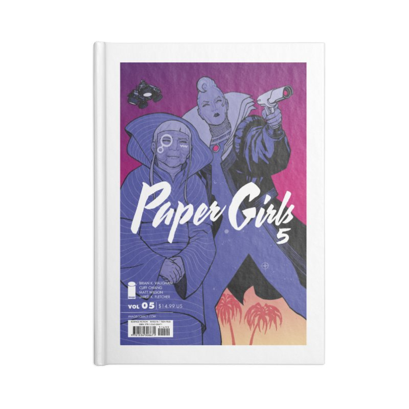 Fast Five Accessories Lined Journal Notebook by Paper Girls Shop