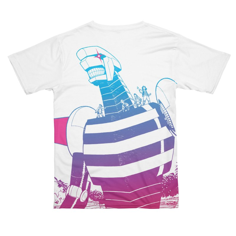 Giant Robot - All-Over Print Women's Cut & Sew by Paper Girls Shop