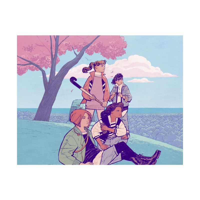 Stony Stream Queens - All-Over Print   by Paper Girls Shop