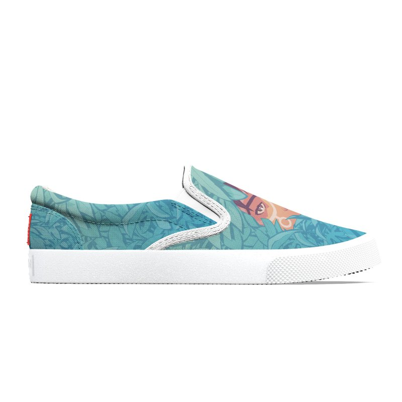 Wari - All-Over Print Men's Shoes by Paper Girls Shop
