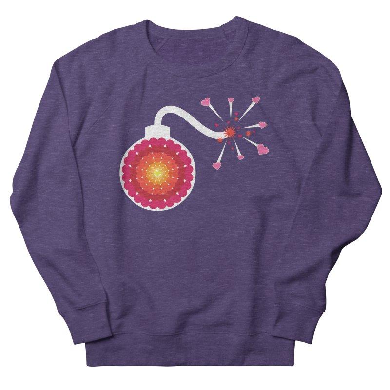 Love Bomb Men's Sweatshirt by Paper Heart Dispatch's Artist Shop